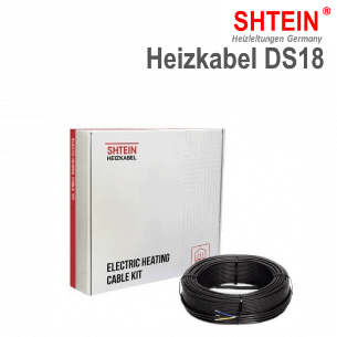 SHTEIN Heizkabel DS18