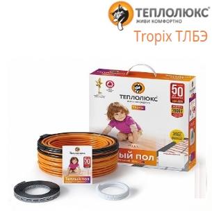 Двухжильный кабель Теплолюкс Tropix ТЛБЭ 1400 - 78,0 м
